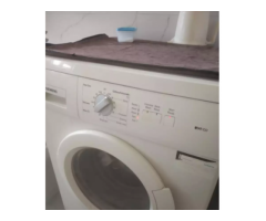 Siemens 5.5 kg, 5 years old, in Very very good condition, selling as
