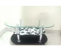 New table set