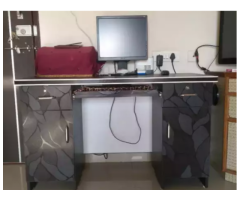 Corner Tv Table & Free Computer table