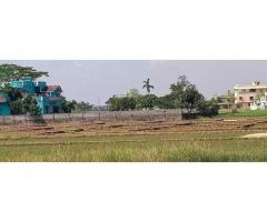 Plot for sale in Bhubaneswar, Hanspal bank loan available for here