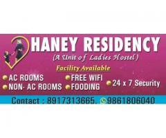 Ladies Hostel for Girls