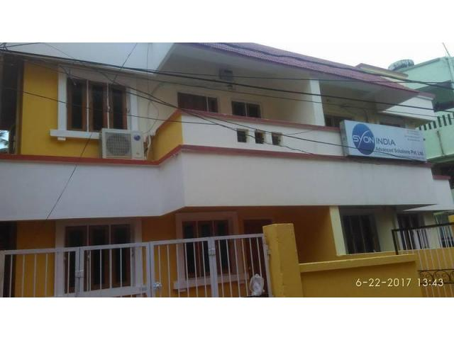 Commercial property available for office use