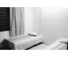 Luxurious bed facility from laa hostels