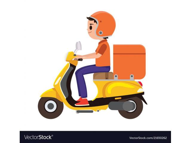 URGENTLY REQUIRED DELIVERY PARTNER FOR SWIGGY