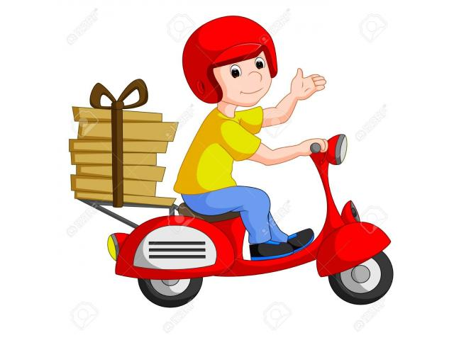 Need Delivery Boy