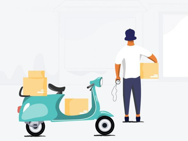 Delivery Boy need for flipkart
