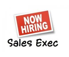 Sales Executive Job Vacancy