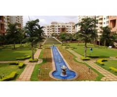 3 Bhk Purva fountain square apartment available for rent