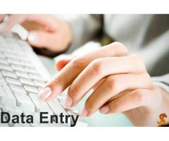 Best online data entry job