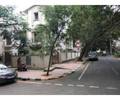 3900 sft site with residential house for sale in Sadashiv Nagar
