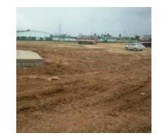 65000 kiabd industrial land with 4000sft shed for sale