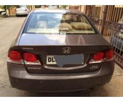 Honda Civic Hybrid well maintained For Immediate Sale