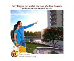 2 3 BHK Vastu Compliant Luxurious Flats in BT Road Dunlop