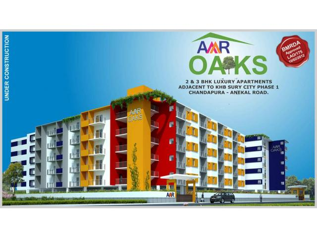 AMR OAKS FLATS FOR SALE