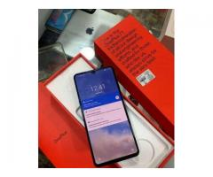 New branded OnePlus 7T (8/128) 8 months old
