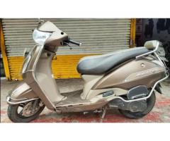 TVS JUPITER CLASSIC WITH DISC 2018 MODEL