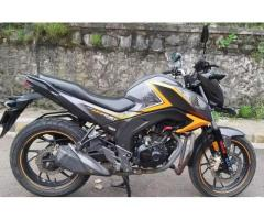 Honda Hornet Dual Disc 2018 Model For Sale. EMI AVAILABLE