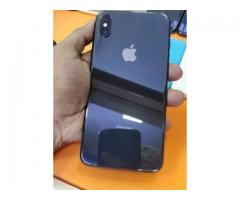 I phone xs max 256gb space gray color