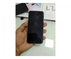 I phone 6s 64gb space gray color