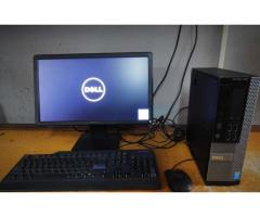 DELL i5 4th gen Desktop