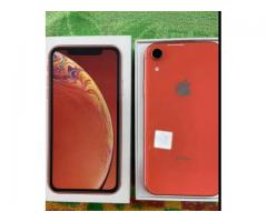 iPhone XR coral 64 GB-cell ex