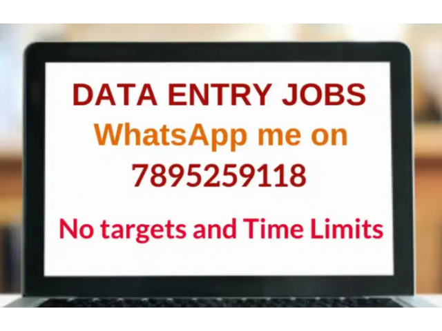 ₹ 12000 - 18000 | Weekly Part time | Full time jobs. Work from home. Weekly Payment