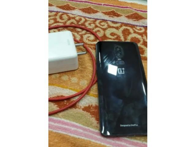 OnePlus 6 64gb 6gb in excellent condition