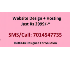 Call Rs2999 Website Design , Web Designer/Developer/Hosting/Mobile App