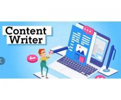 Content Writer, Content Writing, Website Content