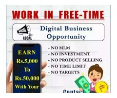 Digital marketing jobs for fresher