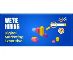 Urgent requirement of Digital marketing executive