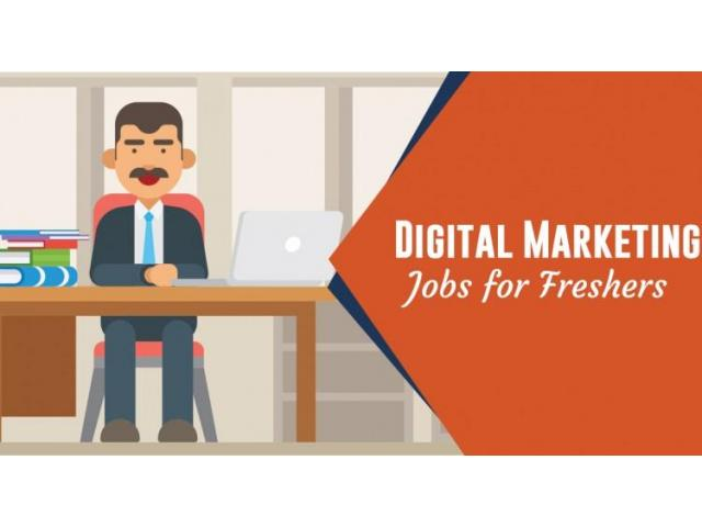 Urgent hiring for online marketing jobs