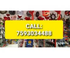 Required sales and marketing  jobs person for gift shop