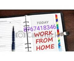 Only 15 vacancies left for Home based Data entry job. Hurry up ..