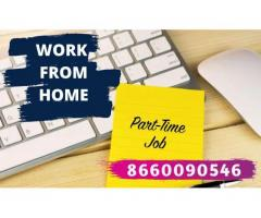 Part time / Full time data typing work. Data entry on freelance