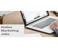 Online marketing jobs form home | ₹ 500 - 900 | Hourly