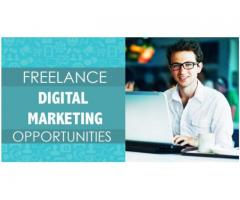 Part time work form home freelance digital marketing jobs