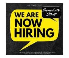 Urgent opening for digital marketing jobs work from home jobs