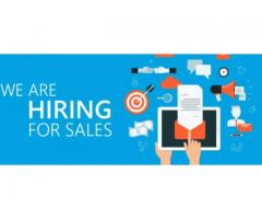 Required a candidate for sales executive jobs