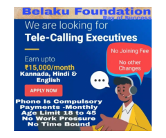 ₹ 10000 - 50000   Monthly bpo jobs work from home