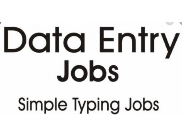 work from home data entry jobs in delhi