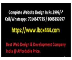Rs2999 Static Website developer jobs, Web Developer Internship/Mobile Responsive Design