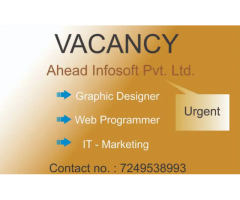 ₹ 10000 - 15000 | Monthly IT developer, Web Developer