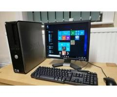 Dell CPU Dell Monitor at low Price