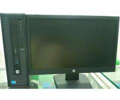 Hp prodesk 600 G1 Brand new condition