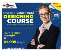 ₹ 10000 - 20000 | Monthly Web designer job & graphic designing jobs and courses