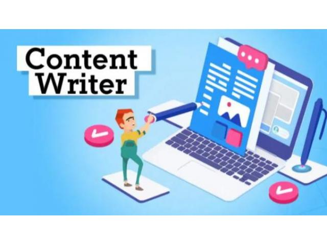 jobs vacancy for freelance content writer jobs