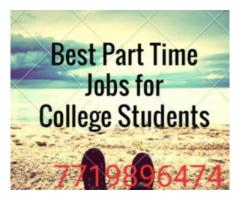 Best part time data entry jobs in chennai