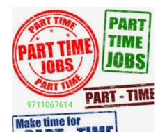 Just Ad posting and online telecalling jobs work at home
