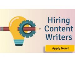 content writer jobs work from home